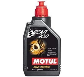 Motul Gear 300 75W90 12lt per Cambi e Differenziali