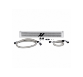 BMW M3 0106 E46 Kit radiatore olio Argento Mishimoto