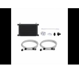 Mishimoto LS1/LS2 FrontSump Race Kit radiatore olio Nero