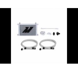 Mishimoto LS1/LS2 FrontSump Race Kit radiatore olio Argento